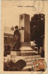 Roisel Monument - Roisel