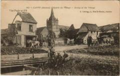 Guerre Military Cappy Entrée du Village - Cappy