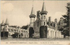 Regniere-Ecluse Le Chateau Les Tourelles - Regnière-Écluse