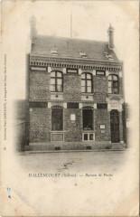 Hallencourt - Bureau de Postes - Hallencourt