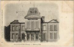 Hallencourt - Hotel de Ville - Hallencourt