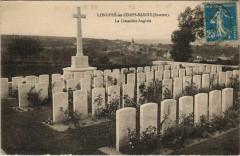 Longpre-les-Corps-Saintes Le Cimetiere Anglais - Long