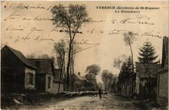 Yvrench (Env. de Saint-Riquier) - La Maladrerie - Yvrench