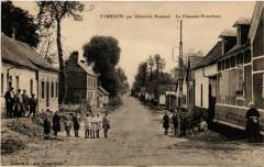 Yvrench par Abbeville - La Chaussée - Brunchaut - Yvrench