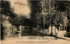 La Picardie Illustre - Les Rives de l'Omignon - Au Moulin d'Athies - Athies