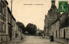 Long - La Grande Rue - Long
