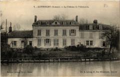 Cottenchy - Le Chateau de l'Abreuvoir - Cottenchy
