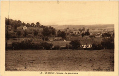 Le Boisle - Somme - Le panorama - Le Boisle