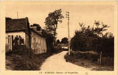 Le Boisle - Somme - Le Vergeollay - Le Boisle