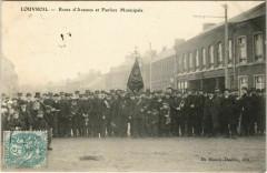 Louvroil Route d'Avesnes et Fanfare Municipale - Louvroil