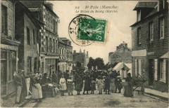 Saint-Pois Le Milie du Bourg Marché - Saint-Pois