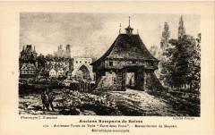 Anciens Remparts de Reims - Anciennes Portes de Vesle Entre deux 51 Reims