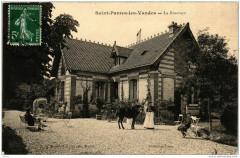 Saint-Parres les Vaudes La Roseraye - Vaudes