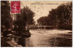 Bossancourt Le Deversoir et le Pont - Bossancourt