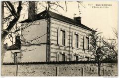 Villemoyenne L'Ecole des Filles - Villemoyenne