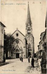 Aiguillon L'Eglise Saint-Félix - Saint-Félix
