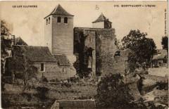 Montvalent L'Eglise - Montvalent