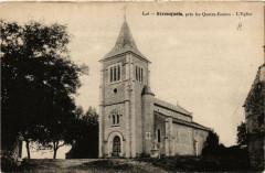 Strenquels pres les Quatre-Routes L'Eglise - Strenquels