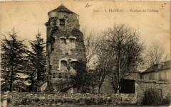 Floirac Vestiges du Chateau - Floirac