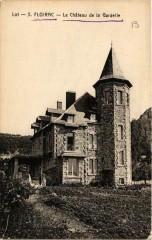 Floirac Le Chateau de la Gardelle - Floirac