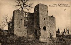 Betaille Vestiges de l'Ancien Chateau - Bétaille