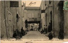 Castillonnes La Rue de la Paix 46 Lot