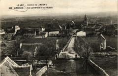 Canton de Limogne - Limogne - Vue générale (Cote Ouest) 46 Lot