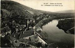 Canton de Cajaro - Larnagol et la Vallée du Lot - Larnagol