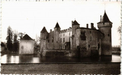 La Brede - Chateau de Montesquieu - La Brède