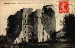 Rauzan - Ancien Chateau Feodal - Xiv s. - Cour d'Honneur - Rauzan