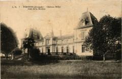 Portets - Chateau Millet - Cote de la Riviere - Portets