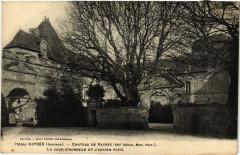 Vayres - Chateau de Vayres (Xiii siecle mon.hist.) - Vayres