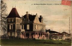 Saint-Pierre d'Aurillac - Chateau D... - Saint-Pierre-d'Aurillac
