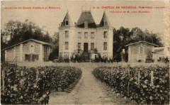 Chateau de Rivagseau Pompignac - Propriete de M.Leon - Pompignac