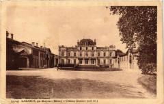 Labarde oar Margaux - Chateau Giscours (cote est) - Labarde