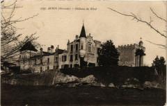 Auros - Chateau du Rivet - Auros