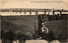 Saint-Andre-de-Cubzac - Pont sur la Dordogne - Saint-André-de-Cubzac