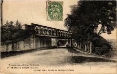 Saint-Andre-de-Cubzac (Girone) Le Pont Biais Route de Bordeaux-Paris - Saint-André-de-Cubzac