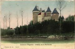 Env. d'Argenton - Chateau de la Rocherelle - Argenton