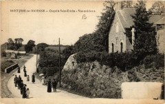 Saint-Jean-sur-Mayenne Chapelle Saint-Treche Vue extérieure - Saint-Jean-sur-Mayenne