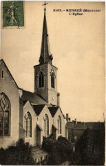 Renazé L'Eglise - Renazé