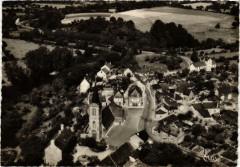 Saint-Fraimbault-de-Prieres L'Eglise et le Centre du Bourg - Saint-Fraimbault-de-Prières