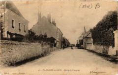 Saint-Aignan sur Roe Route de Congrier - Congrier