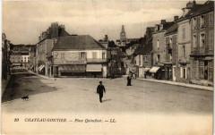 Chateau-Gontier Place Quinefaut - Placé