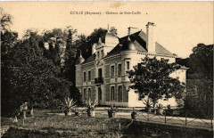 Cuille Chateau de Bois-Cuillé - Cuillé