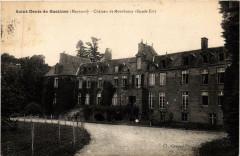 Saint-Denis-de-Gastines Chateau de Montfleaux - Saint-Denis-de-Gastines