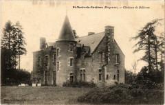 Saint-Denis-de-Gastines Chateau de Bellevue - Saint-Denis-de-Gastines