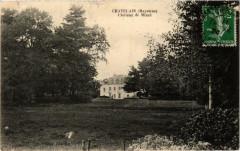 Chatelain Chateau de Minzé - Châtelain