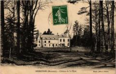 Désertines Chateau de La Haye - Désertines