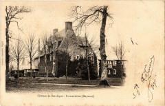 Chateau de Beaubigné Fromentieres - Fromentières
